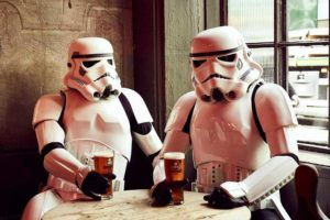 Original Stormtropper Beer